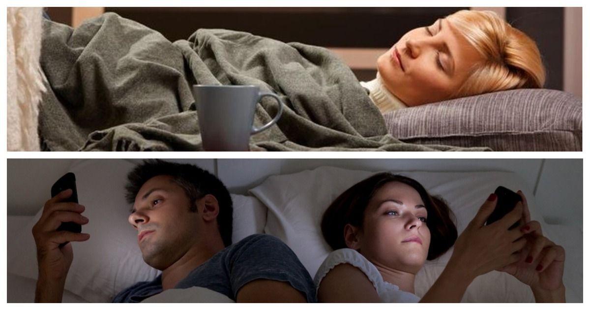 Фото Что нужно делать перед сном, чтобы утро было добрым