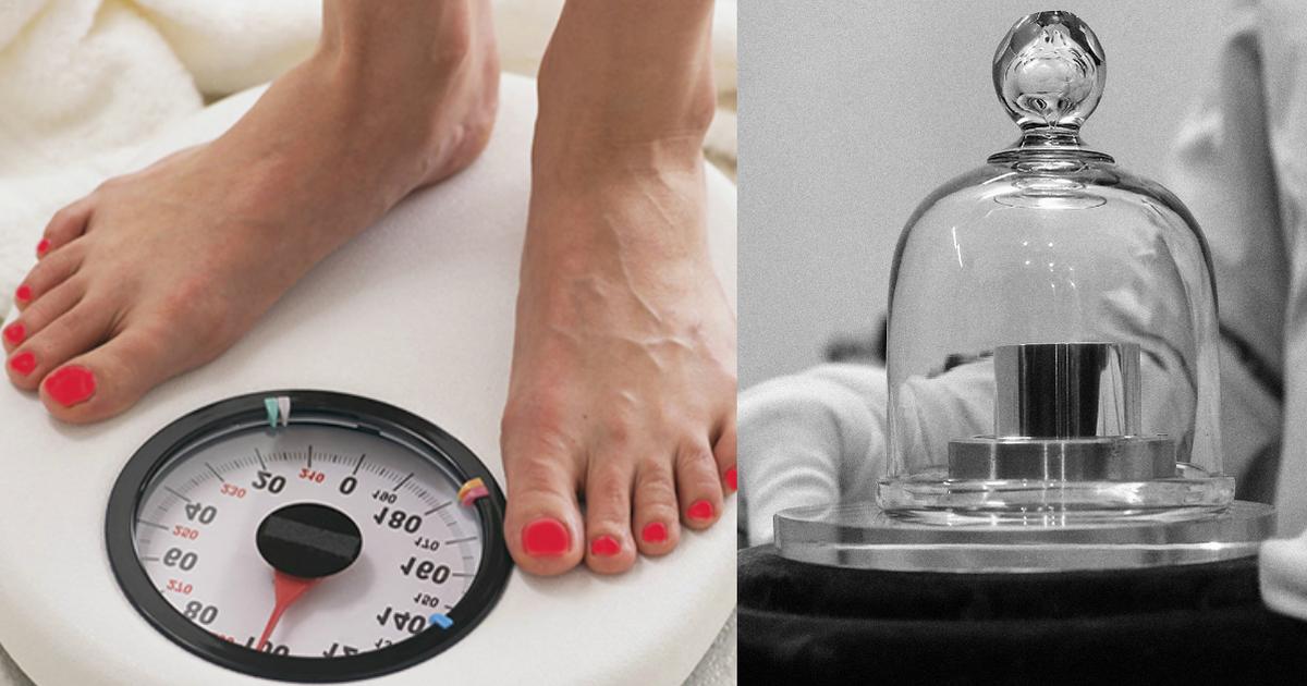 Фото Жизнь стала легче? Что изменит новый эталон килограмма?