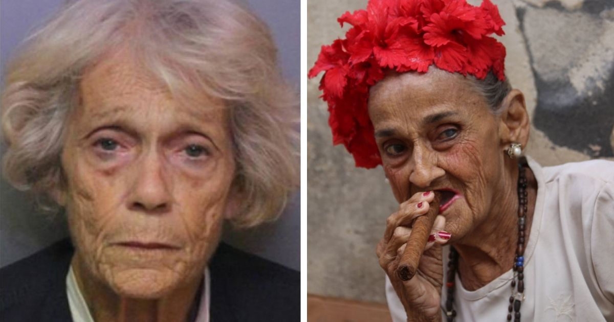 Фото Ушла в отрыв: 73-летняя старушка сидела на метамфетамине