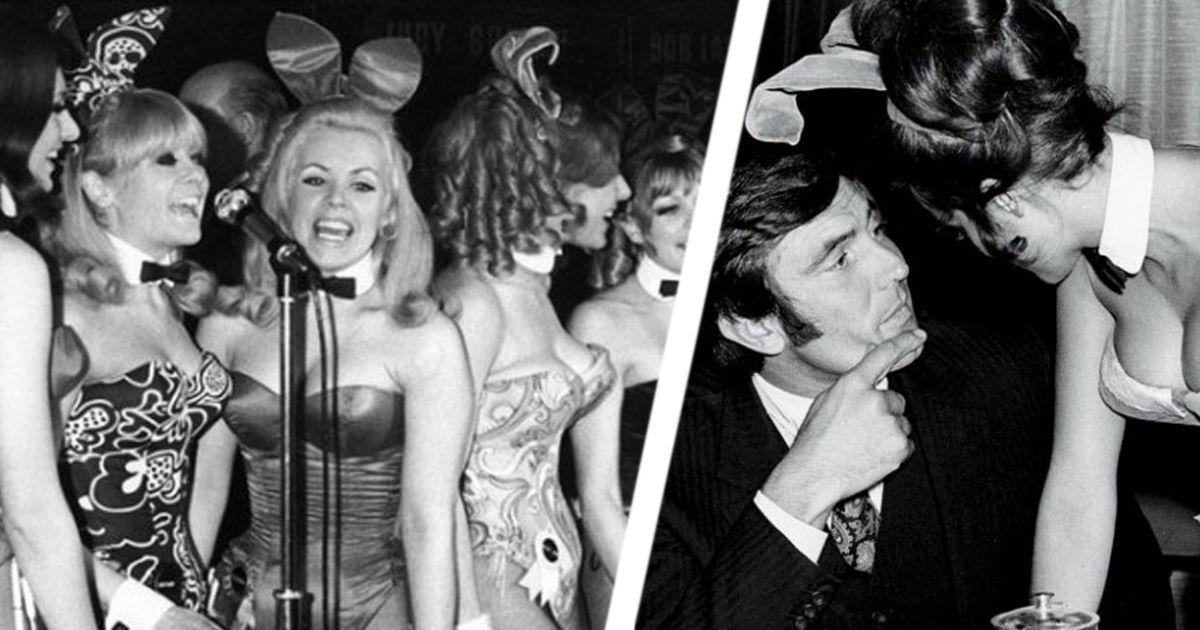 Фото Playboy 1960-х: каково было работать кроликам в век сексуальной революции?