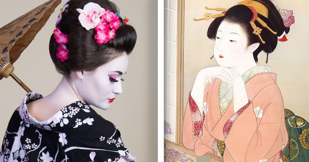 Фото Почему для японцев светлая кожа - эталон женской красоты