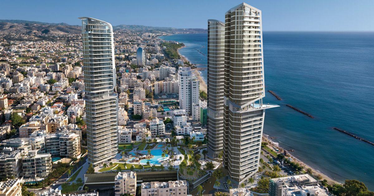 Фото Cybarco запустила новый амбициозный проект недвижимости на берегу Кипра