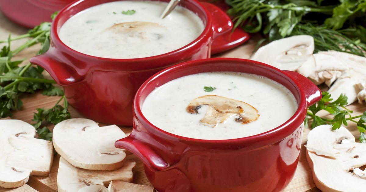Фото Все любители грибов оценят этот рецепт по достоинству. Кремообразная консистенция супа будет настолько нежной, что вам точно захочется добавки. Невероятный аромат грибов, во время приготовления супа, заполнит весь дом и будет возбуждать аппетит. С