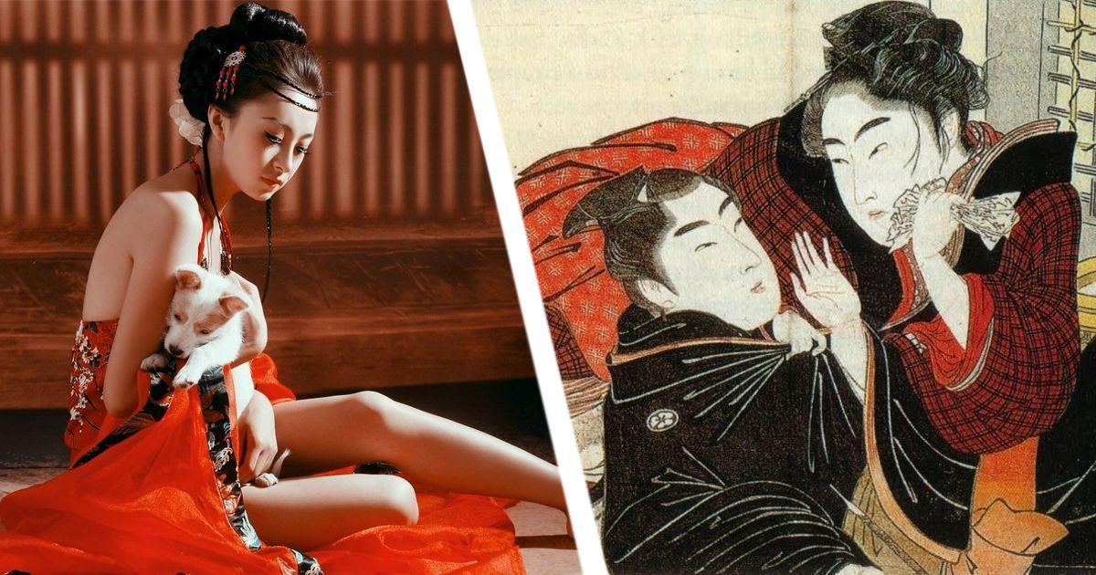 Фото Интимная жизнь Японии: главные заблуждения о самой раскрепощенной стране