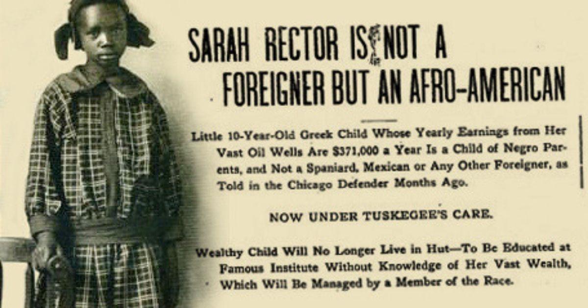 """Фото Черная """"белая"""" девушка - самая богатая афроамериканка 20 века"""