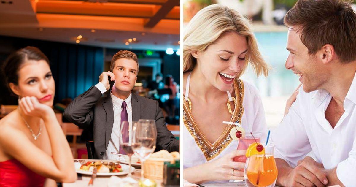 Фото Первое свидание: 7 главных правил поведения для девушки