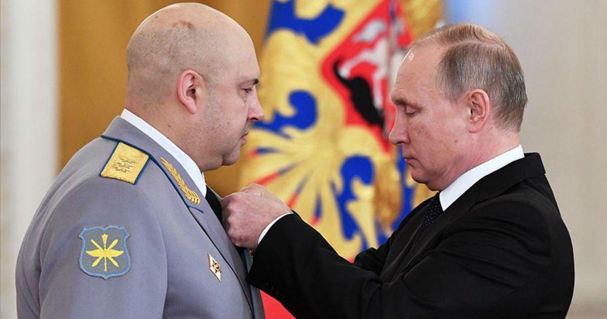 Фото Генерал Суровикин. Герой Сирии и преемник Шойгу?