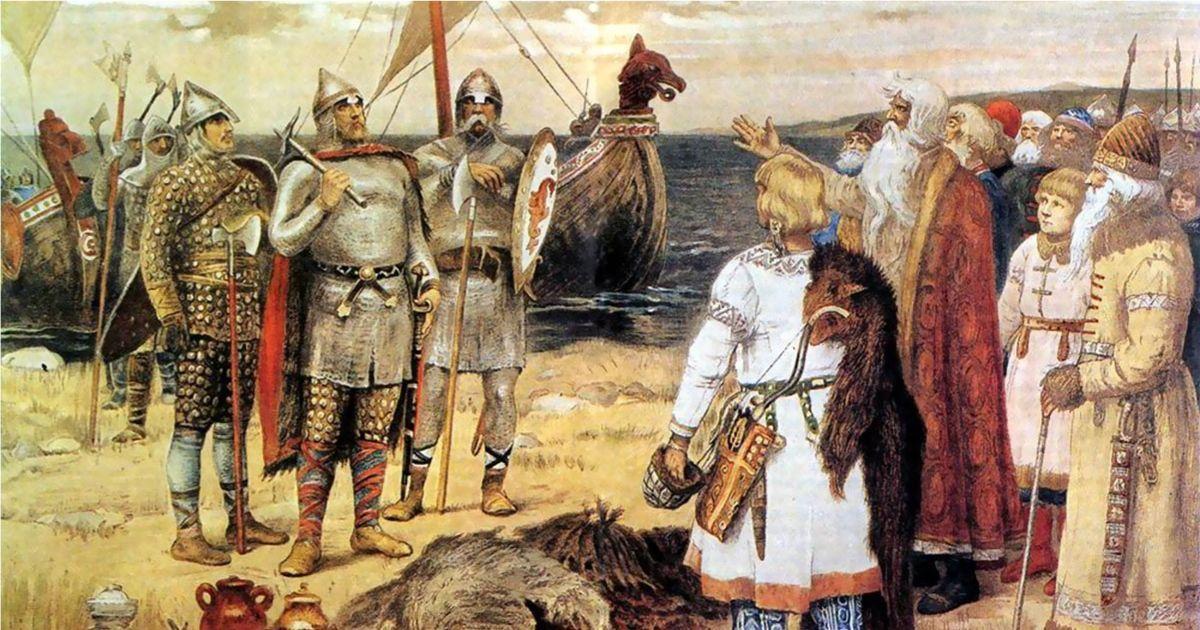 Фото Кто такие варяги. Роль викингов в истории Руси