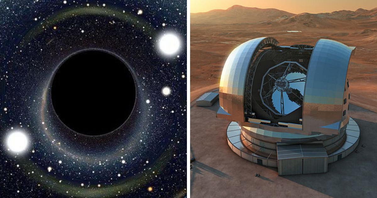 Фото Культ науки. Ученые готовятся сделать первые снимки черной дыры