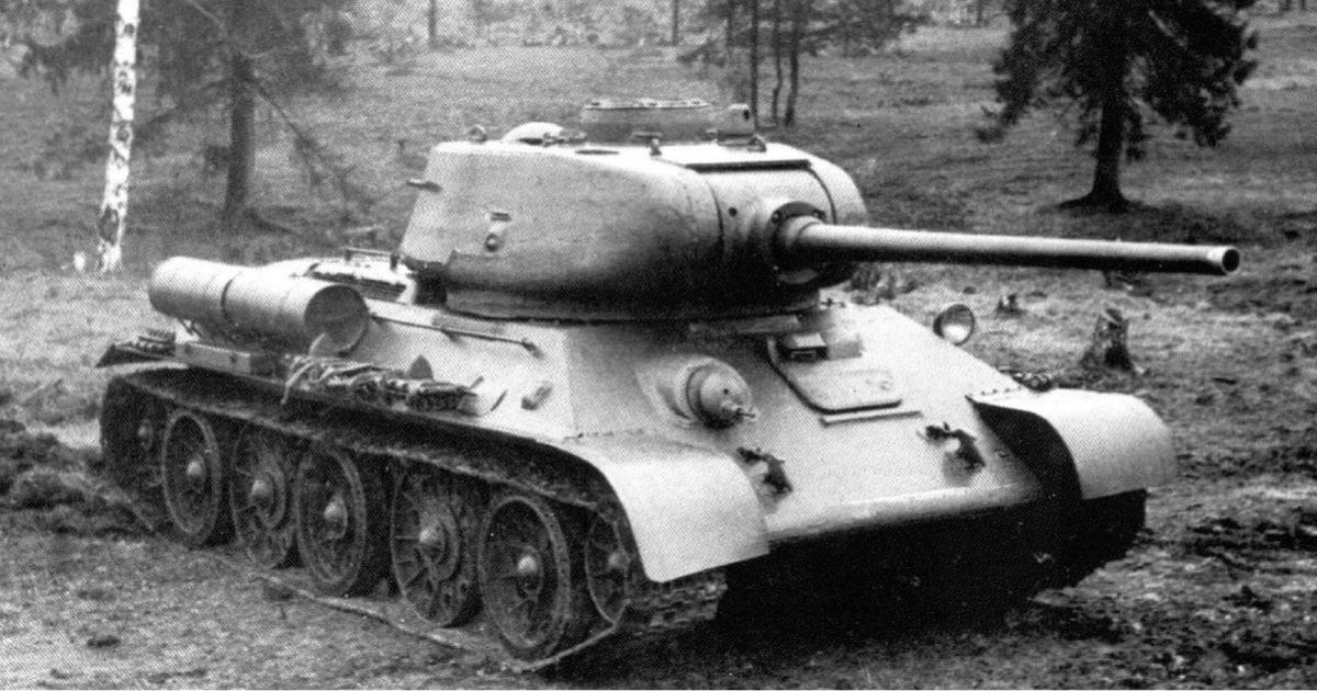 Фото Закончились свои? Почему Россия импортирует танки Т-34 из Лаоса