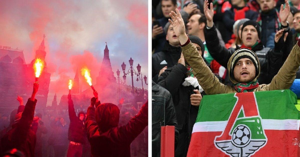 Фото Оффники, ультрас и футбольные хулиганы. Кто такие околофутбольщики