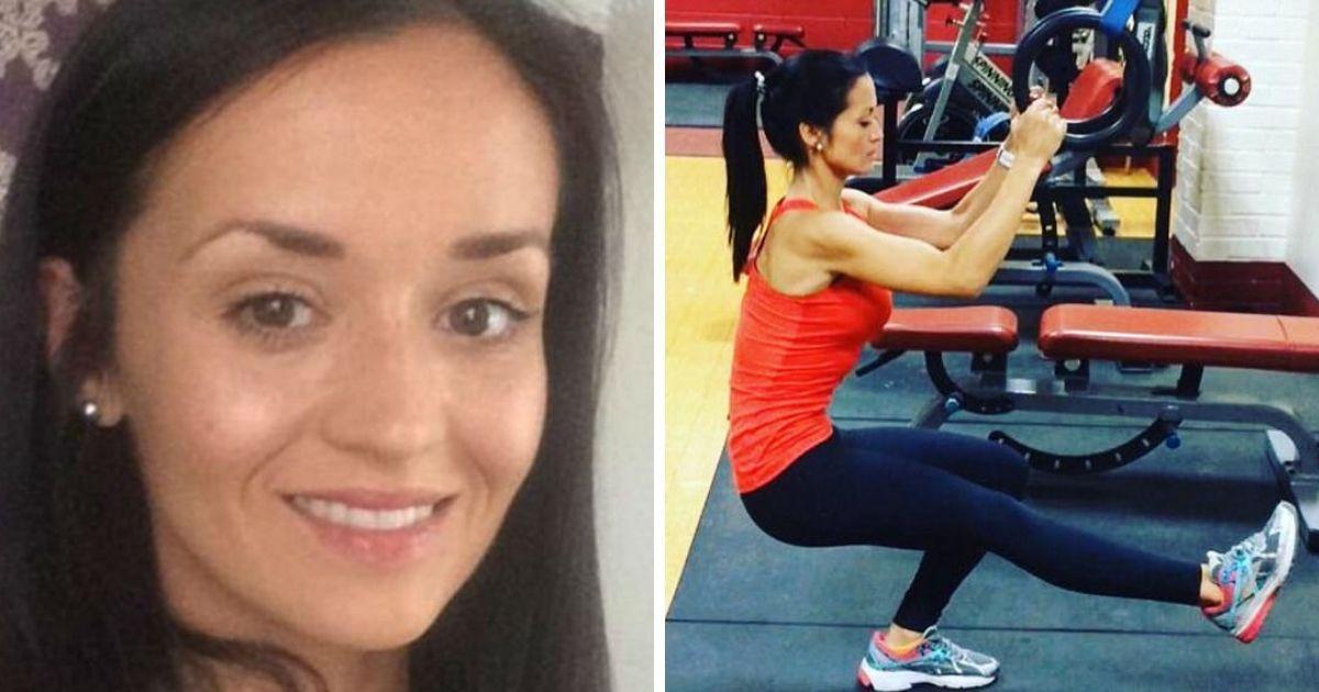Фото Не суди по внешности: у фитнес-тренера больше года не могли обнаружить рак