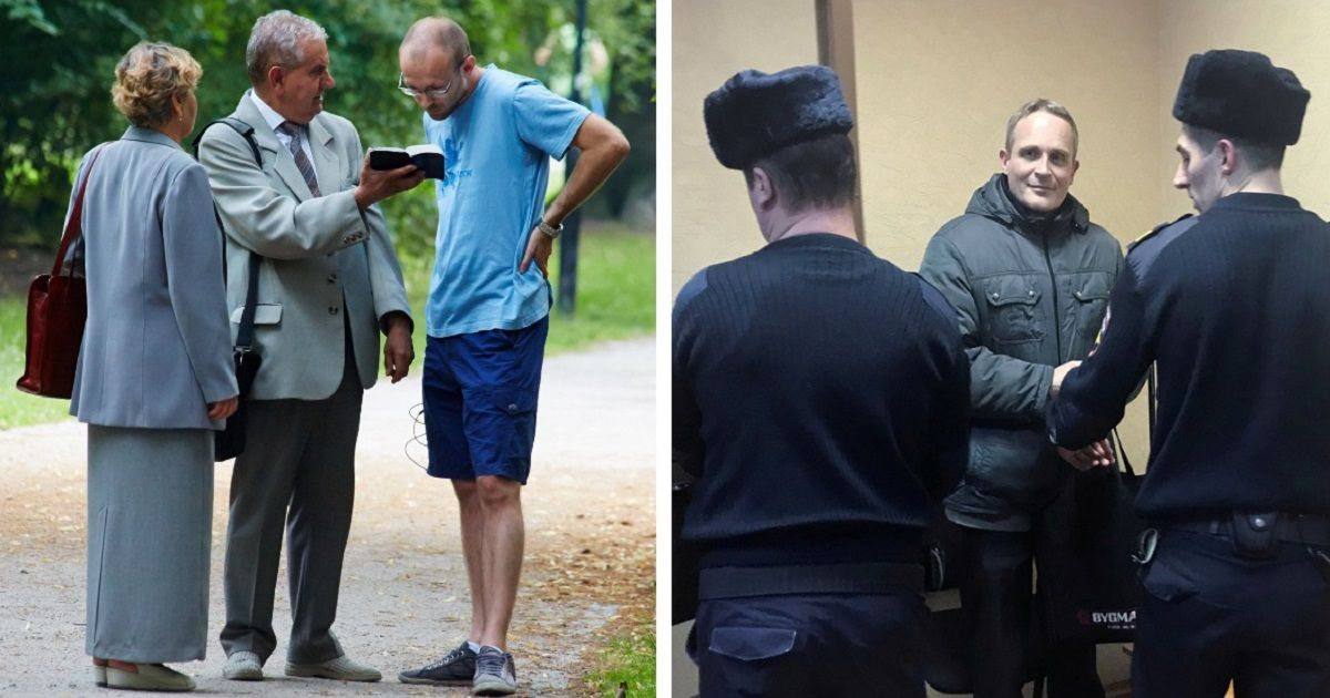 """Фото Опасная секта или мирные христиане? Кто такие """"Свидетели Иеговы"""""""