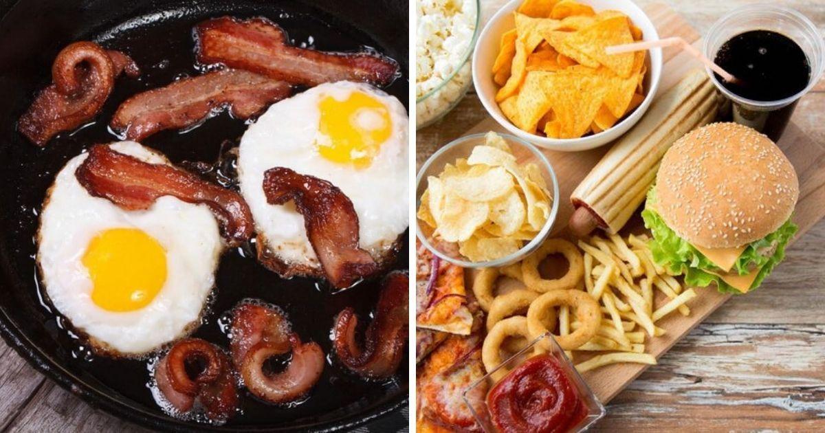 Фото Еда: вредный и полезный жир в продуктах. Как разобраться?