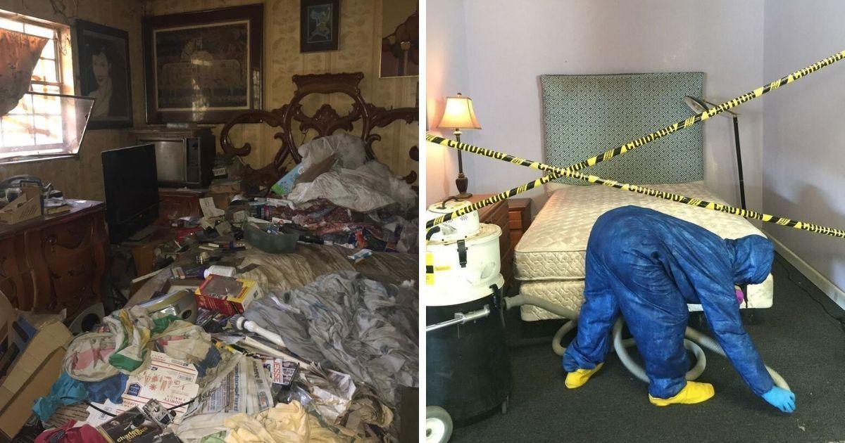 Фото Сотрудница полиции открыла компанию по уборке мест преступлений