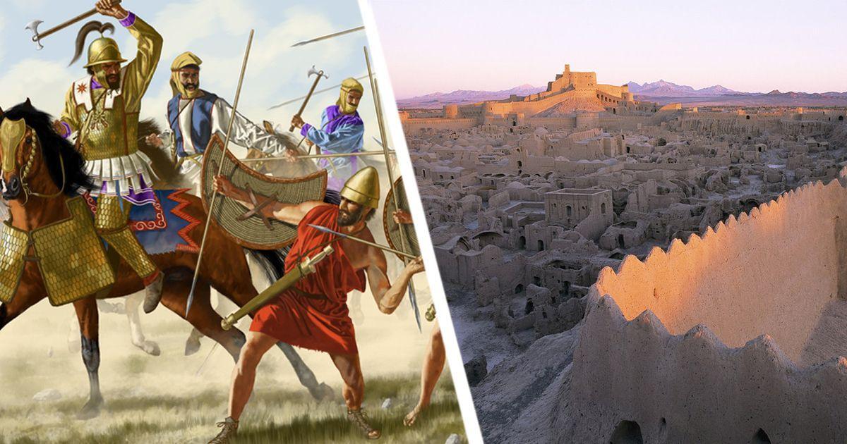 Фото Персия или Иран: почему страна сменила многовековое название?