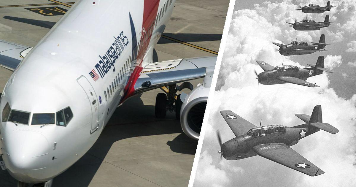 Фото Исчезнувший рейс: самолеты, которые навсегда пропали с радаров
