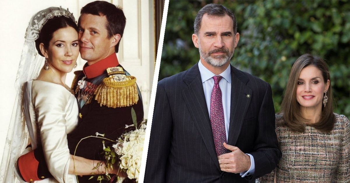 Фото Неравный брак: европейские монархи, женившиеся на простолюдинках