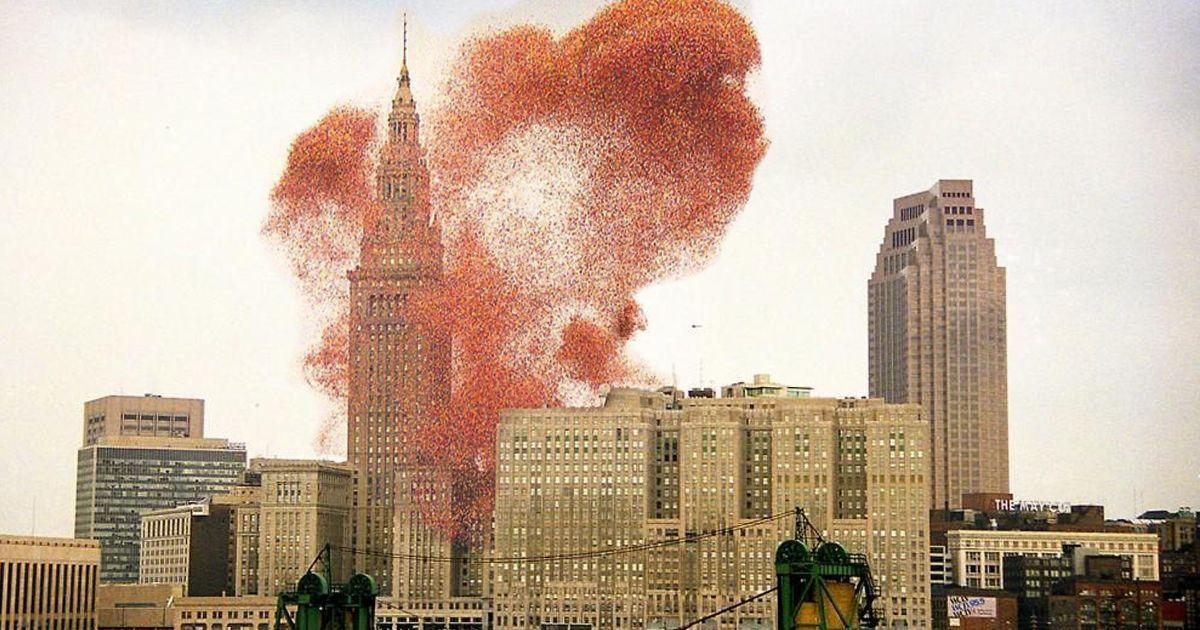 Фото Balloonfest'86: фестиваль с 1,5 млн воздушных шаров обернулся кошмаром