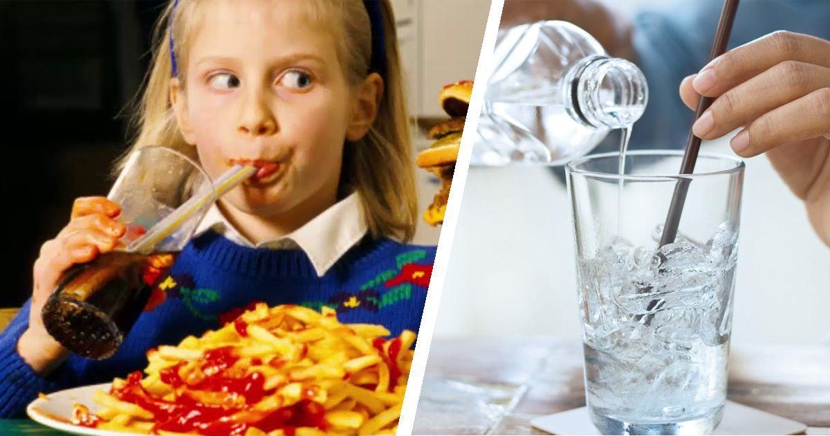 Фото Правило 60 °С: почему горячую еду нельзя запивать холодным