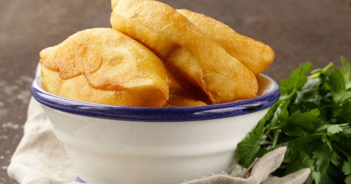 Фото Рецепт приготовления пирожков с тыквой