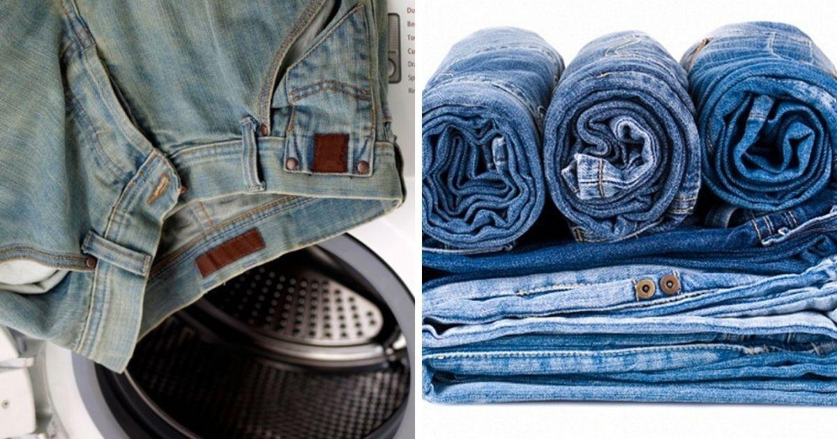 Фото Эксперты: как часто нужно стирать джинсы