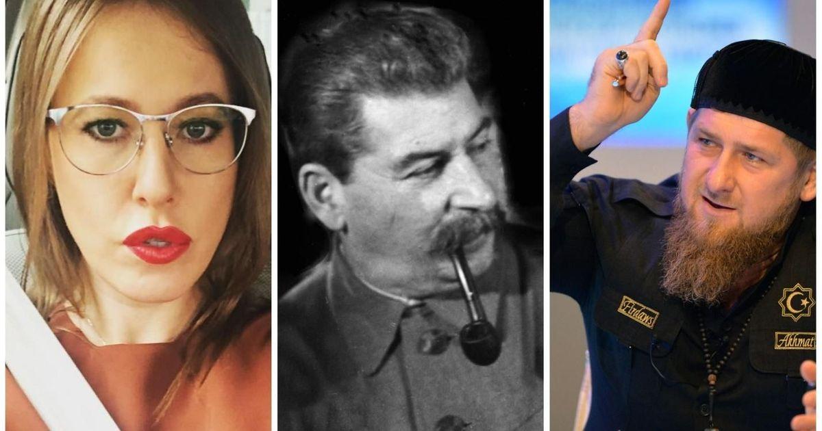 """Фото """"Ничем не отличается от Гитлера"""". Что звезды думают и говорят о Сталине"""