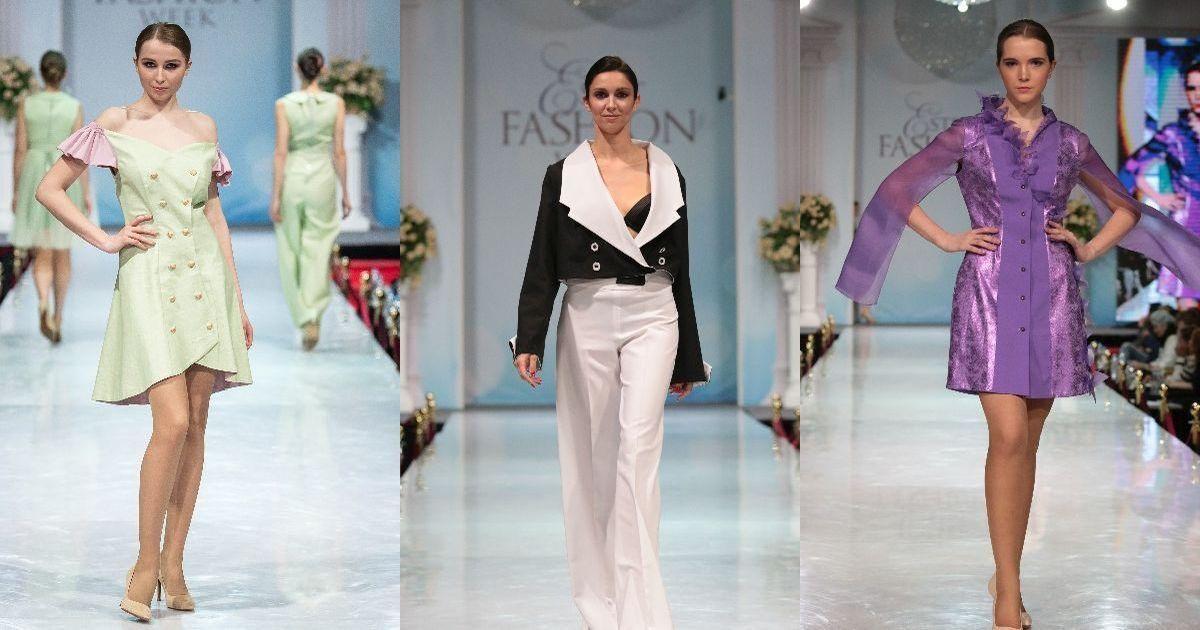 """Фото """"Дом Елисабет"""" на Estet Fashion Week. Как прошла Международная неделя моды в Москве"""