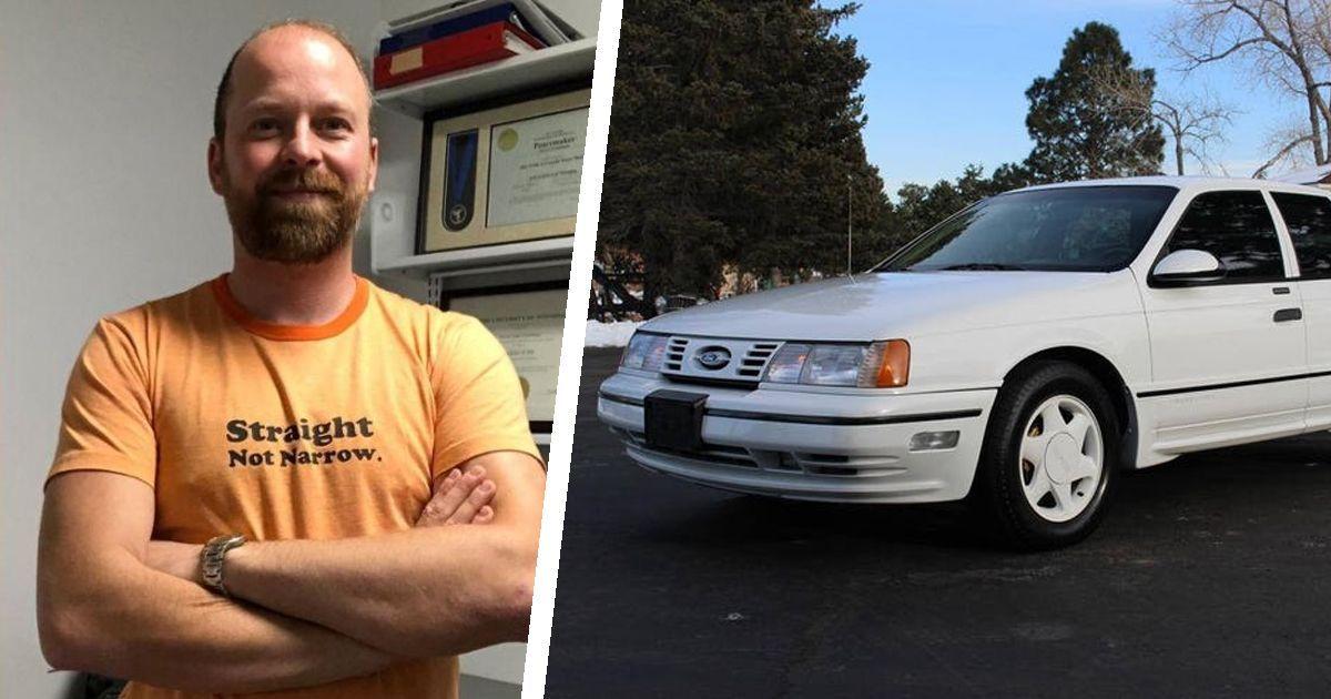 """Фото """"Случайный вор"""" ищет владельца авто спустя 21 год после кражи"""