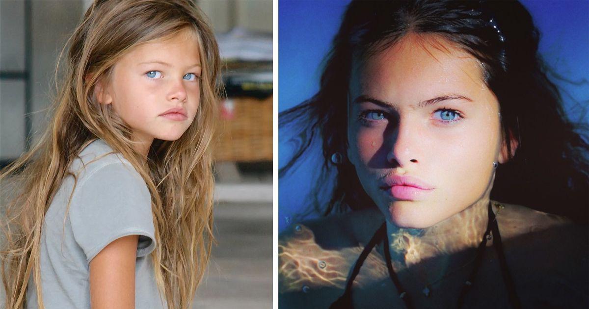 """Фото """"Самая красивая девочка в мире"""": как изменилась модель спустя 12 лет"""