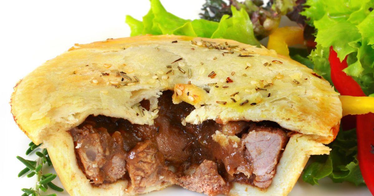Фото Ирландский пирог с бараниной