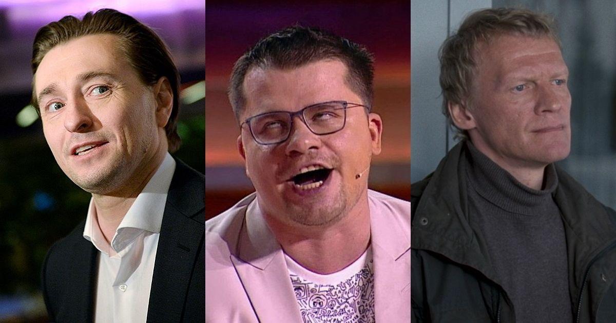 """Фото """"Полный неадекват и неандерталец"""". 5 актёров, которых гнобят и ненавидят"""