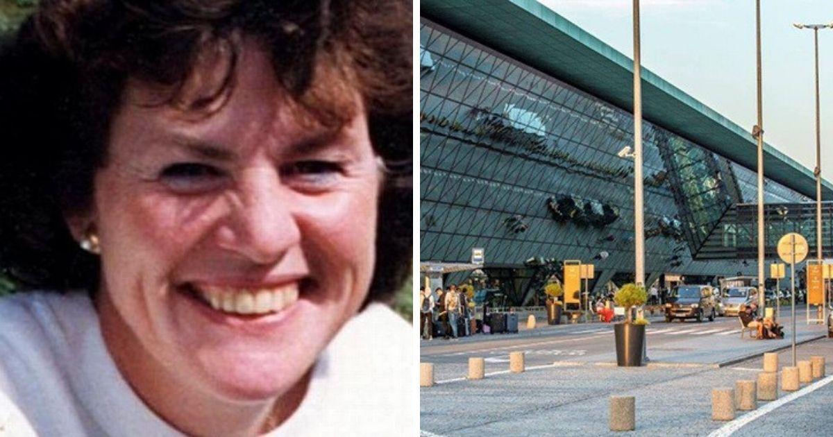 Фото Погибла в аэропорту: британку столкнули с лестницы опаздывающие пассажиры
