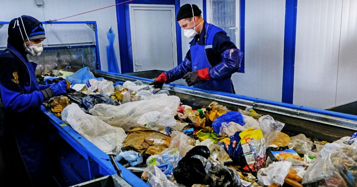 Фото Провал реформы. В России снова меняют правила оплаты за вывоз мусора