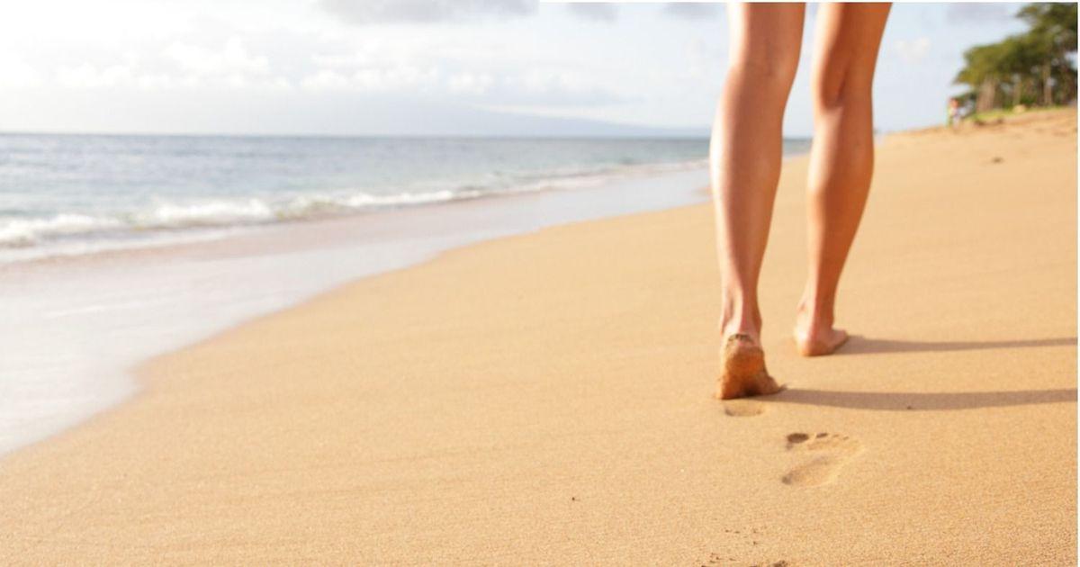 Фото Бойтесь царапин. Прогулка по пляжу закончилась для американки трагически