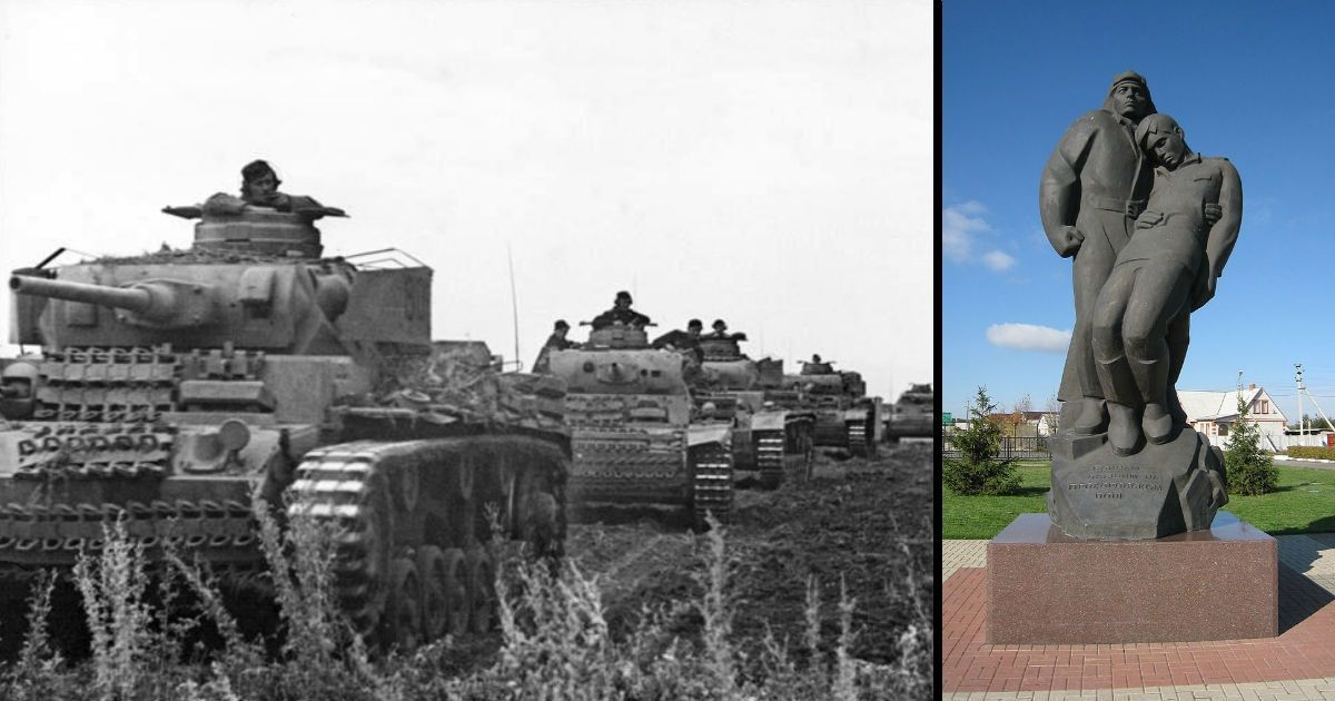 """Фото """"Снести памятник"""". Скандал вокруг битвы под Прохоровкой. Что написали западные СМИ?"""