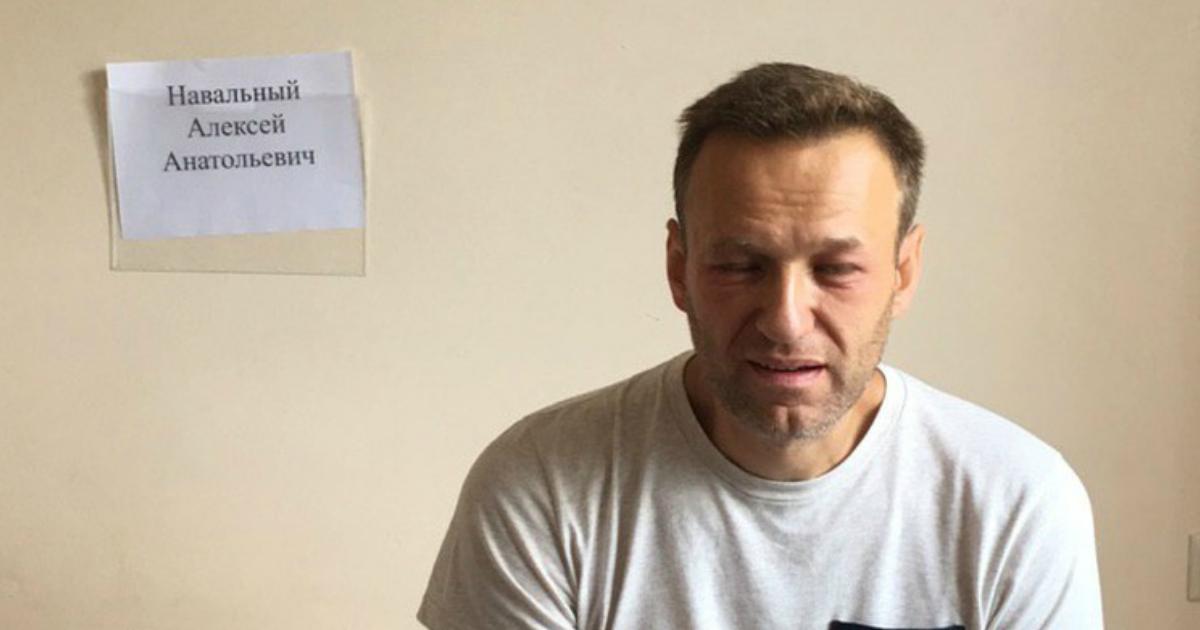 Фото Врачи НИИ Склифосовского не нашли отравляющих веществ у Навального