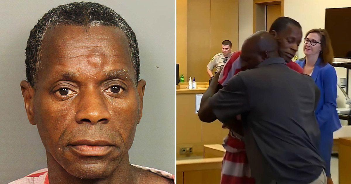 Фото Американца помиловали за кражу 50 долларов после 36 лет в тюрьме