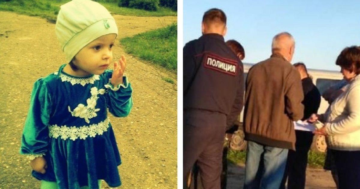 Фото В Вологде пропала 2-летняя девочка, оставленная мамой в песочнице