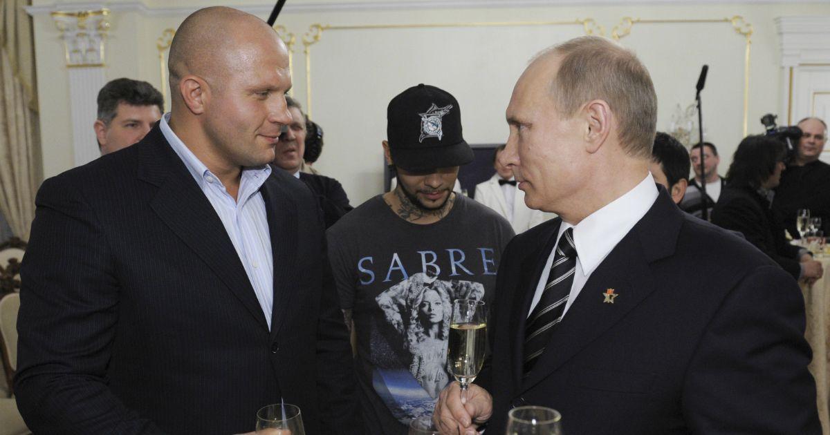 Фото Кто такой Федор Емельяненко? Почему его считают одним из лучших бойцов ММА?