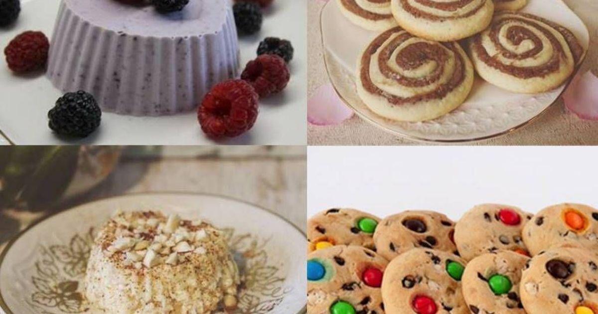 Фото 5 классных идей десертов для детей
