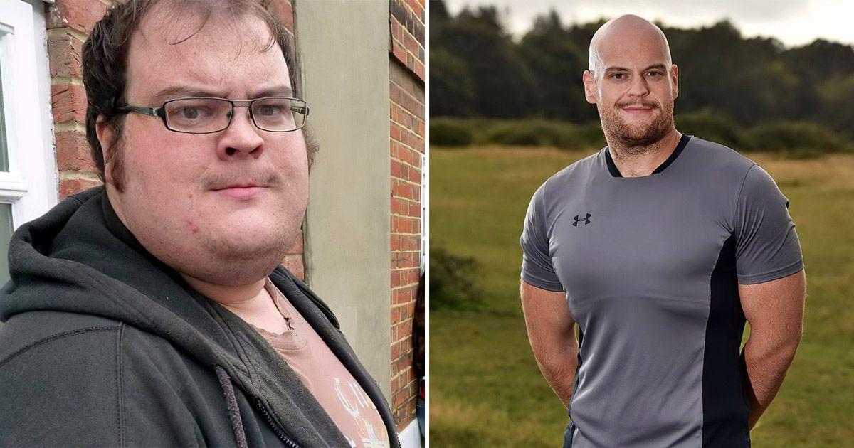 Фото Британец сбросил 100 килограммов после указания врача