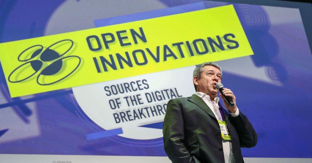 """Фото В """"Сколково"""" пройдет Международный форум """"Открытые инновации"""""""