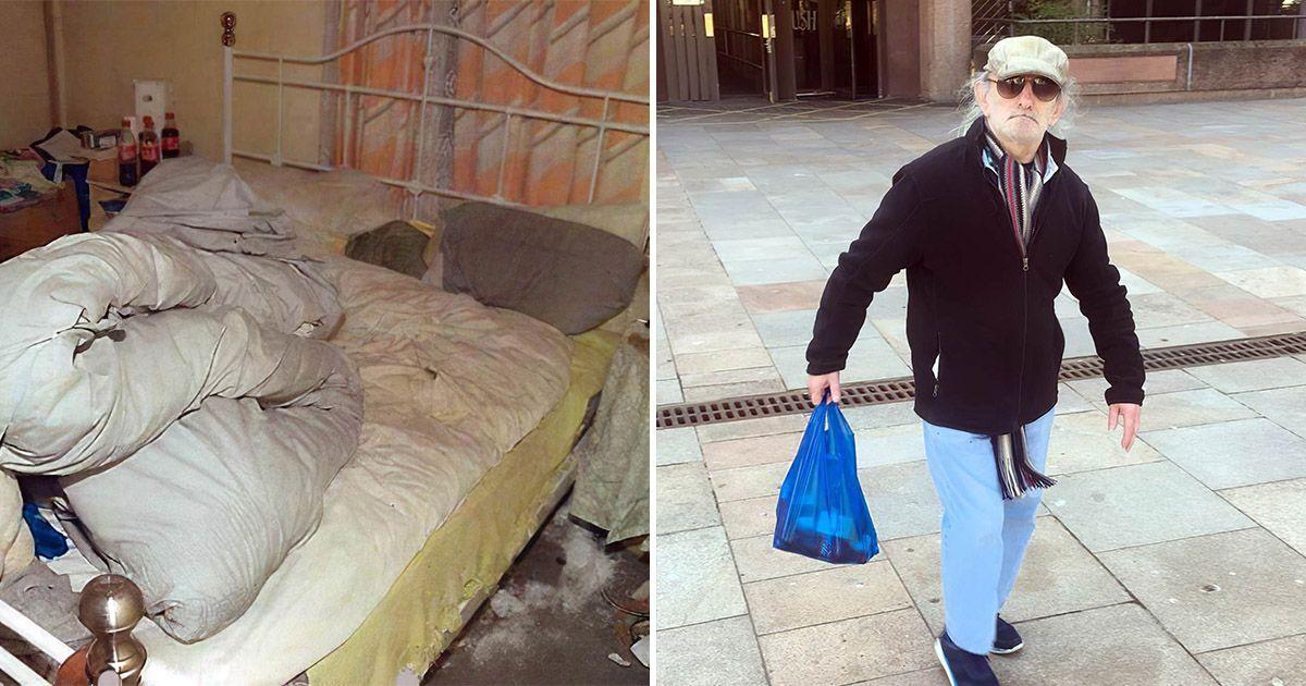 Фото Чистота - залог здоровья. Британка покрылась личинками из-за неопрятного мужа