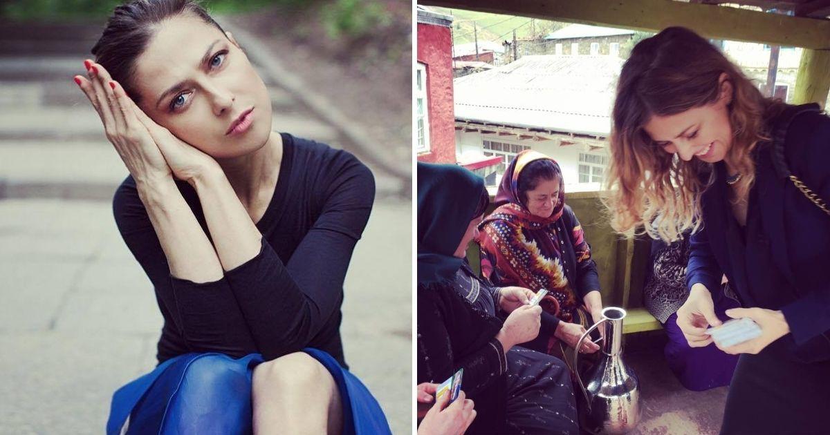 """Фото """"Это лет 10 минимум"""". В Иране схватили и судят журналистку Юлию Юзик"""