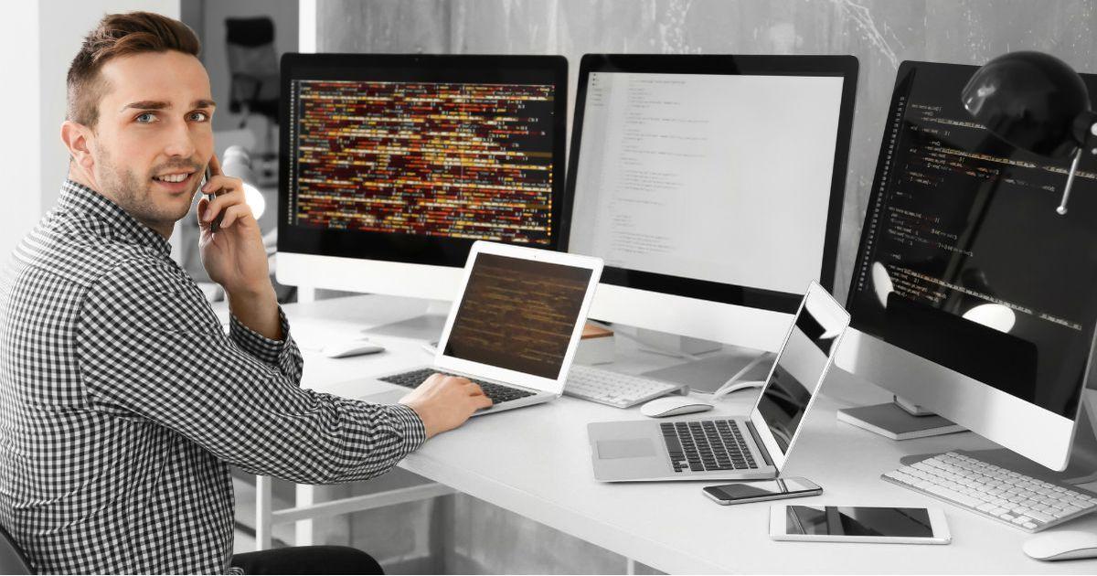 Фото День программиста. Какого числа день программиста в России?