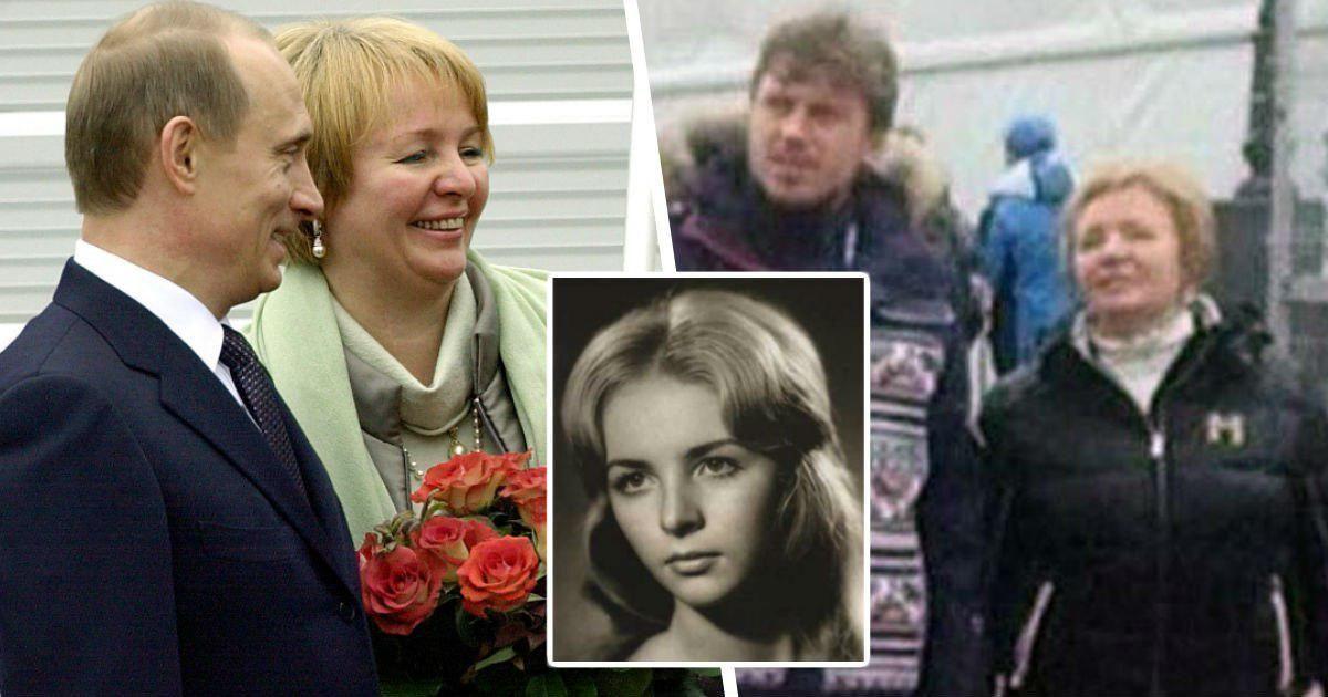 Путин и его бывшая жена фото thumbnail