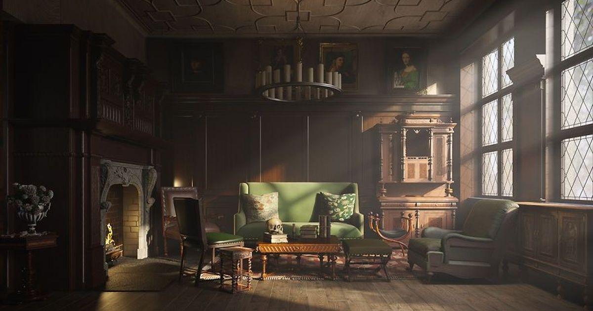 Фото Ренессанс (1400 - 1600)  Как менялся домашний интерьера за последние 600 лет. Интересно сравнить вкусовые предпочтения. Какой стиль вам нравится больше? Можно отметить несколько стилей  Барокко (1590