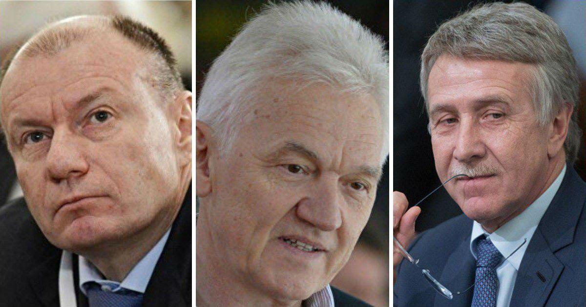 Фото Дорогие россияне. Кто из олигархов за десятилетие разбогател больше всех