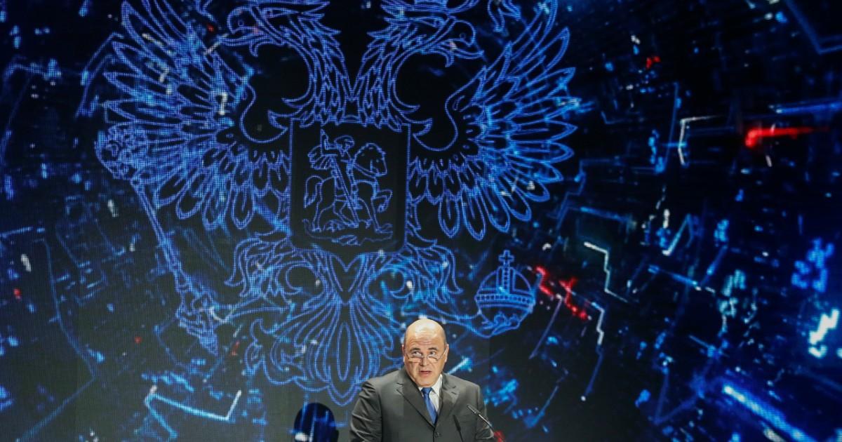 Фото ВВП не слушается Путина: темпы роста экономики упали почти вдвое